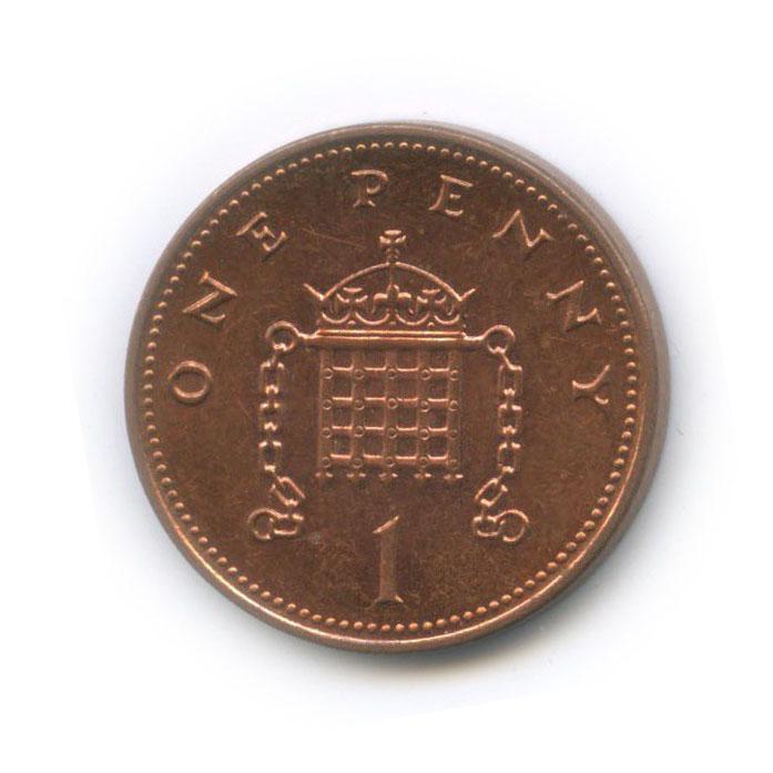 1 пенни 2002 года (Великобритания)