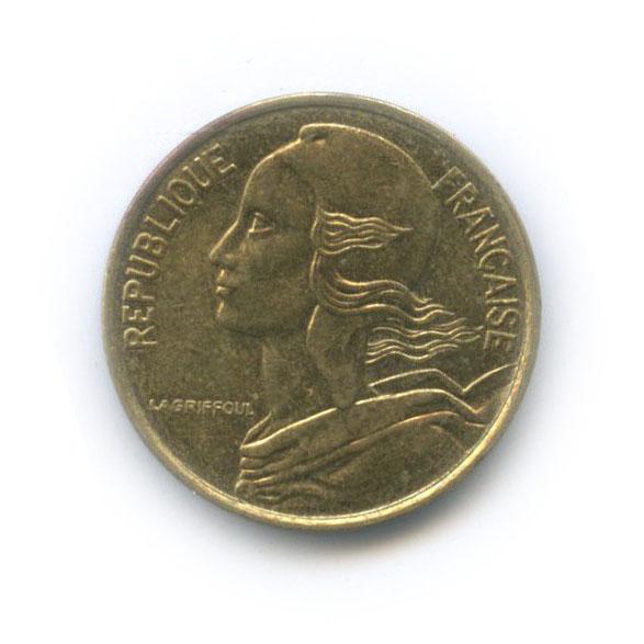 5 сантимов 1996 года (Франция)