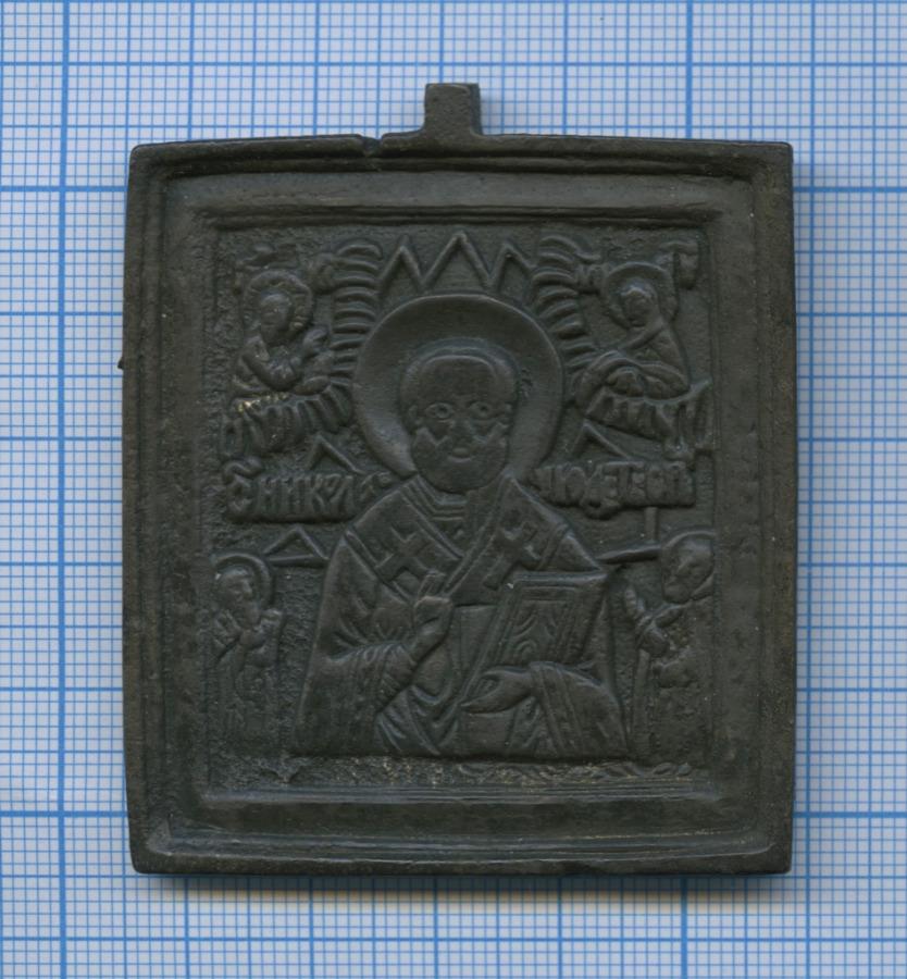 Иконка «Николай Чудотворец»