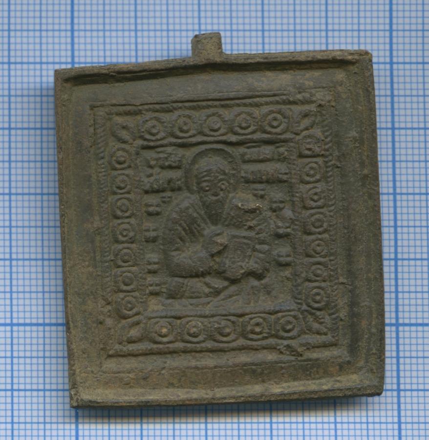 Иконка нательная «Св. Антипа»
