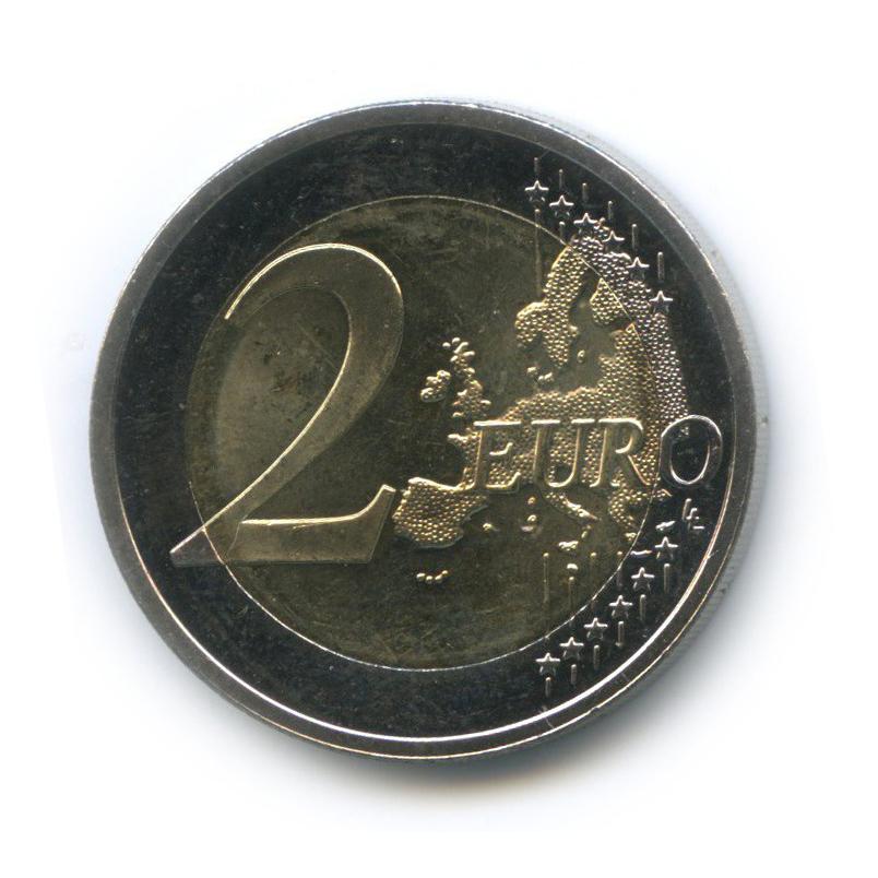 2 евро - 30 лет флагу Европы 2015 года (Эстония)