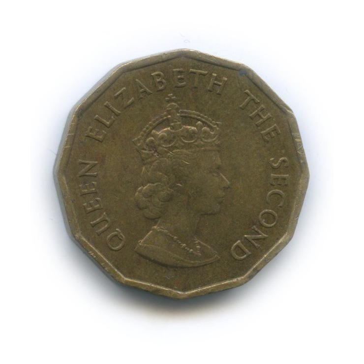 1/4 шиллинга - 900 лет Нормандского завоевания Англии, Джерси 1966 года