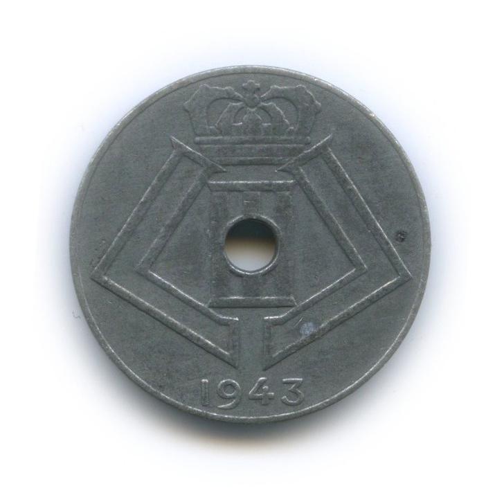 10 сантимов 1943 года (Бельгия)