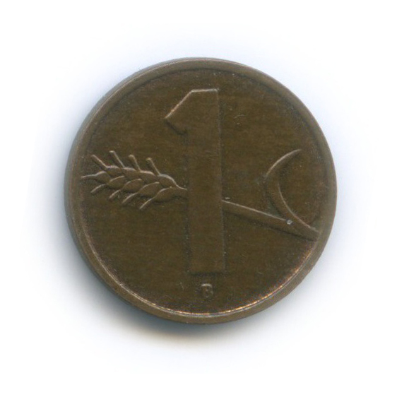 1 раппен 1954 года (Швейцария)