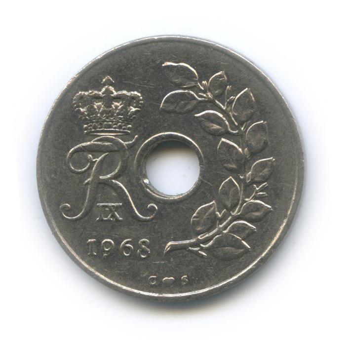 25 эре 1968 года (Дания)