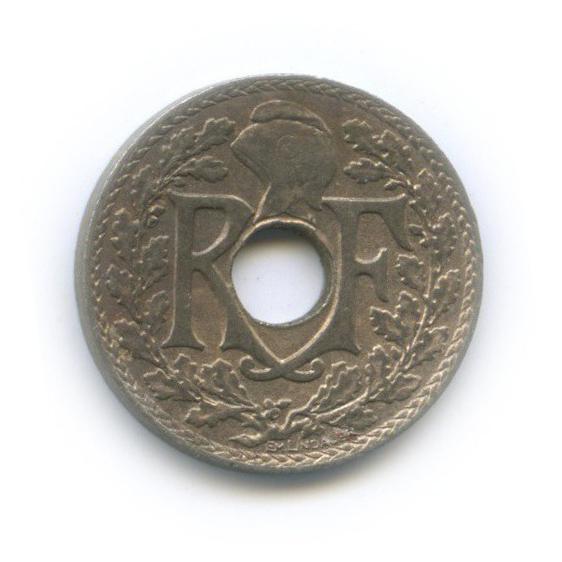 5 сантимов 1935 года (Франция)