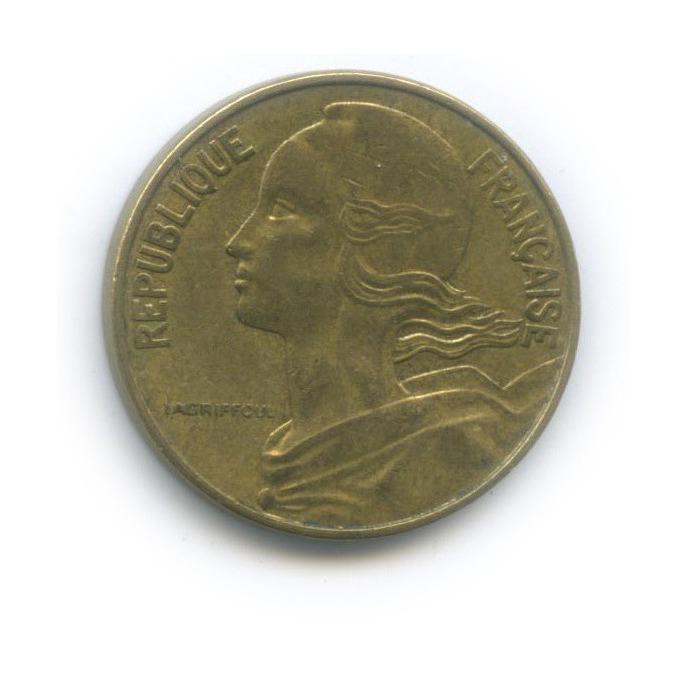 10 сантимов 1974 года (Франция)