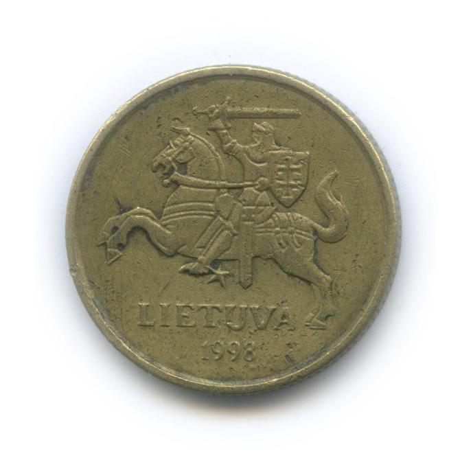 20 центов 1998 года (Литва)