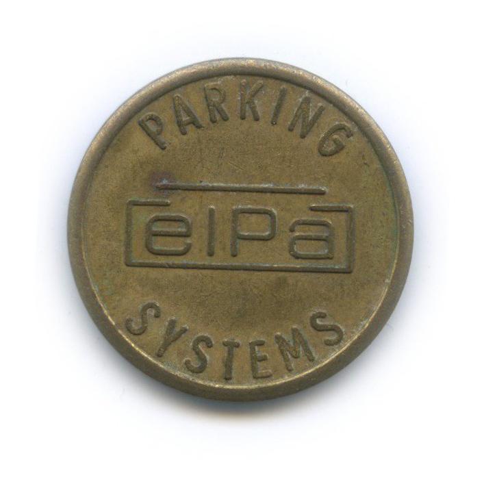 Жетон парковочный «Parking Systems»