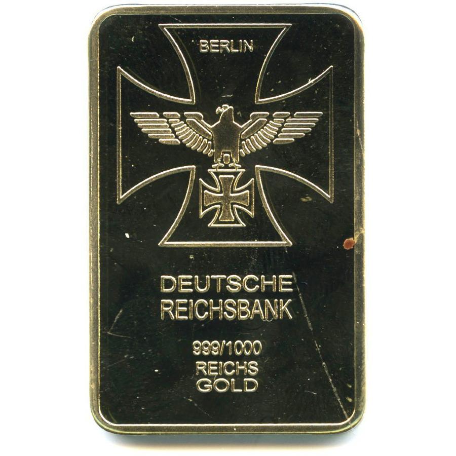 Жетон «Deutsche Reichsbank»