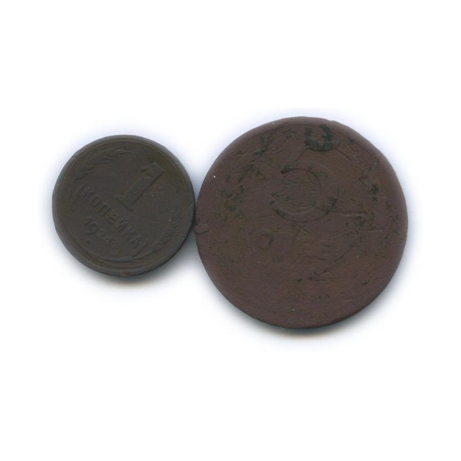 Набор монет СССР 1924 года (СССР)