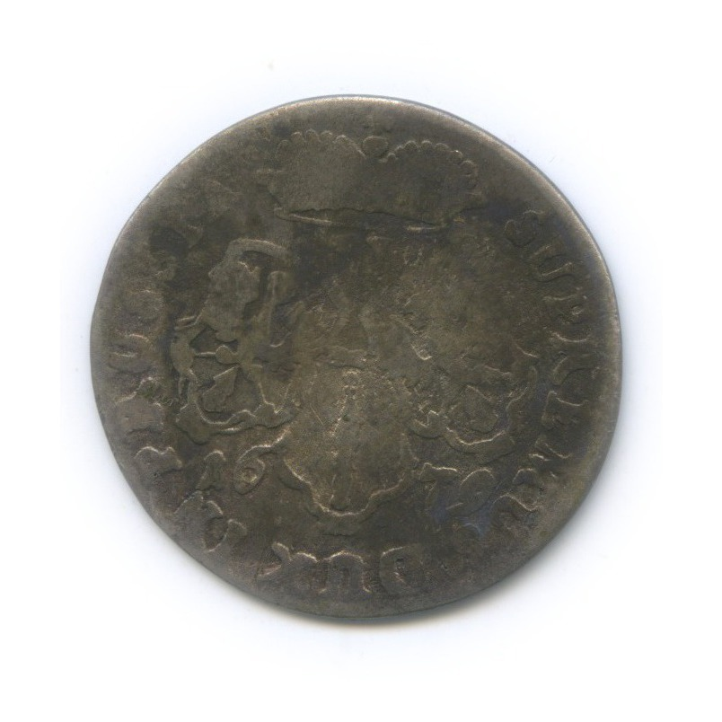 6 грошей (шостак) - Фридрих Вильгельм I, Пруссия 1679 года