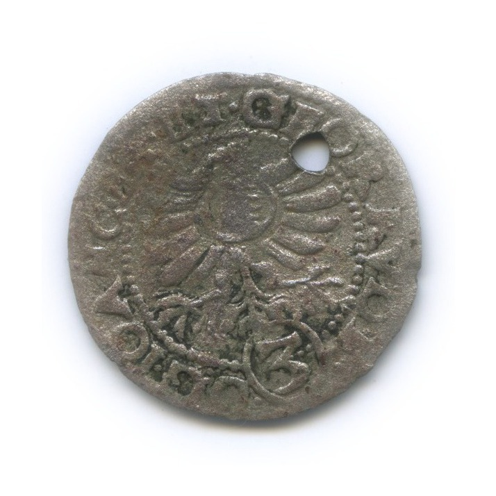 1/24 талера (3 крейцера), Центральная Европа 1612 года