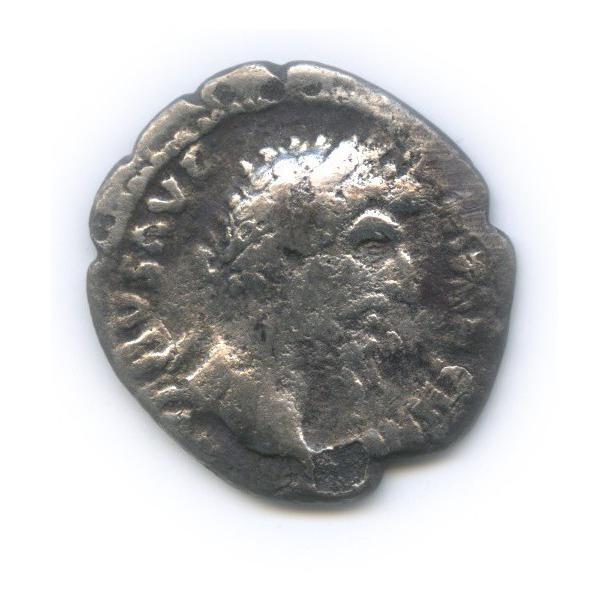 Денарий - Луций Вер, Рим