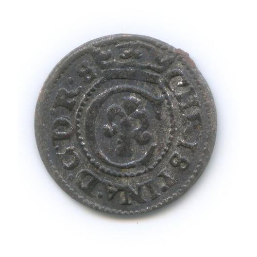 Солид - Королева Кристина, Рига 1645 года