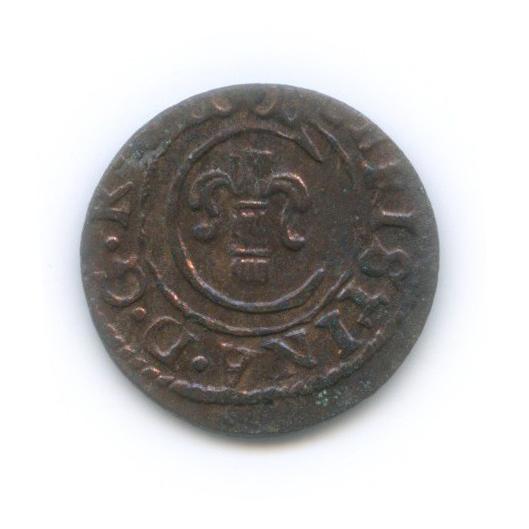 Солид - Королева Кристина, Ливония 1656 года
