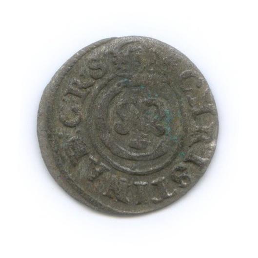 Солид - Королева Кристина, Рига 1648 года