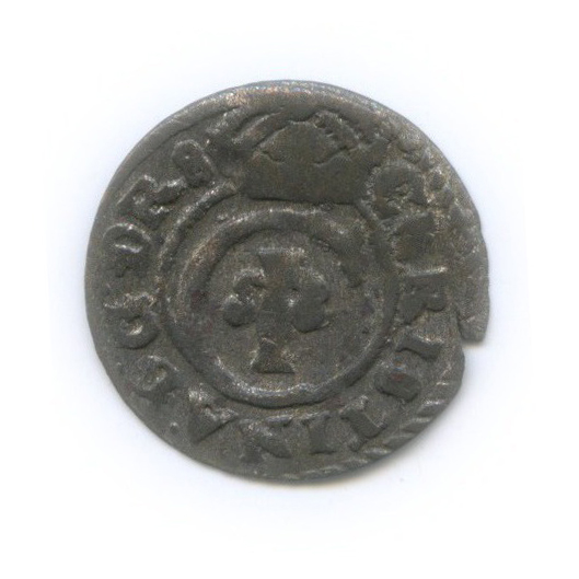 Солид - Королева Кристина, Рига 1639 года