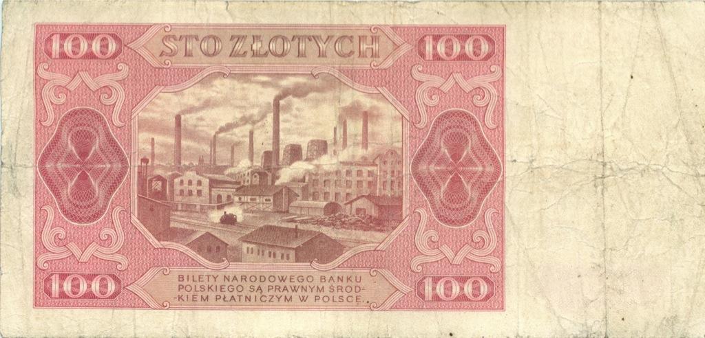 100 злотых 1948 года (Польша)