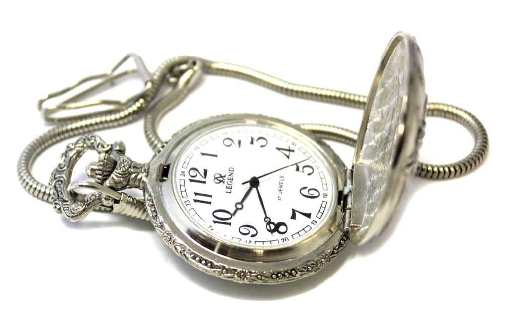 Часы карманные «Legend» (4,5 см, рабочие)