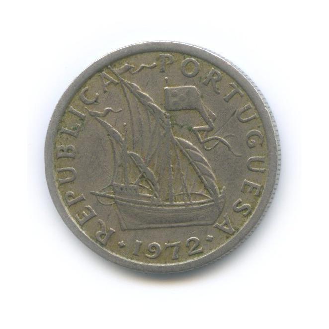 2.5 эскудо 1972 года (Португалия)
