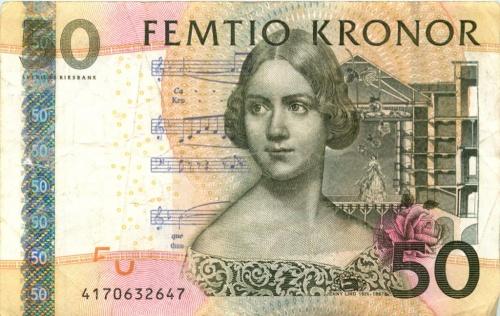 50 крон (Швеция)