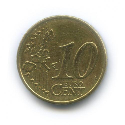 10 центов 2002 года (Ирландия)