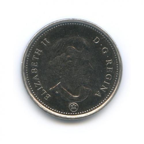 5 центов 2012 года (Канада)