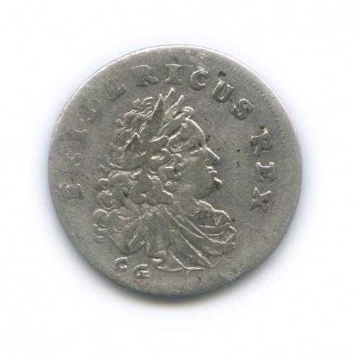 6 грошей (шостак) - Фридрих I, Пруссия 1704 года