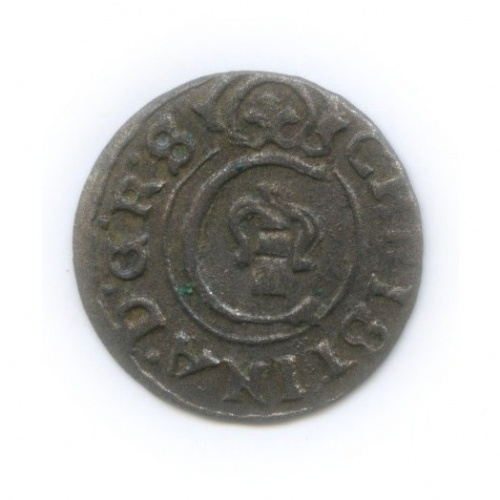Солид - Королева Кристина, Ливония