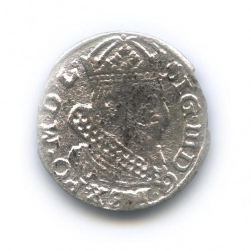 Грош - Сигизмунд III, Великое Княжество Литовское 1626 года