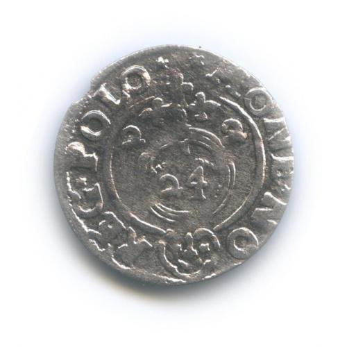 Полторак (3 полугроша) - Сигизмунд III, Речь Посполитая 1622 года