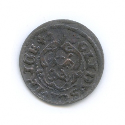 Солид - Королева Кристина, Рига 1649 года
