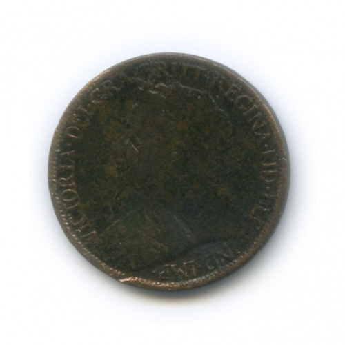 1 фартинг 1903 года (Великобритания)