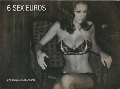 Альбом для жетонов «6 Sex Euros»