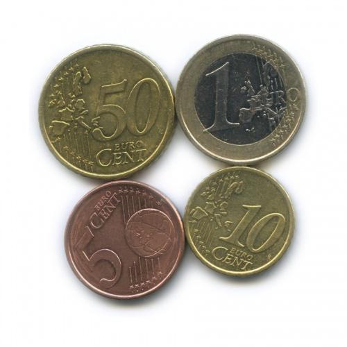 Набор монет 2000 года (Финляндия)