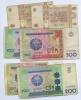 Набор банкнот (Молдавия, Узбекистан)