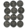 Набор монет - Польские короли 1979-1989 (Польша)
