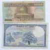 Набор банкнот (Иран, Ливан)