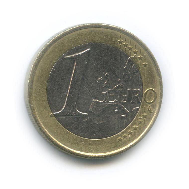 1 евро 2005 года (Греция)