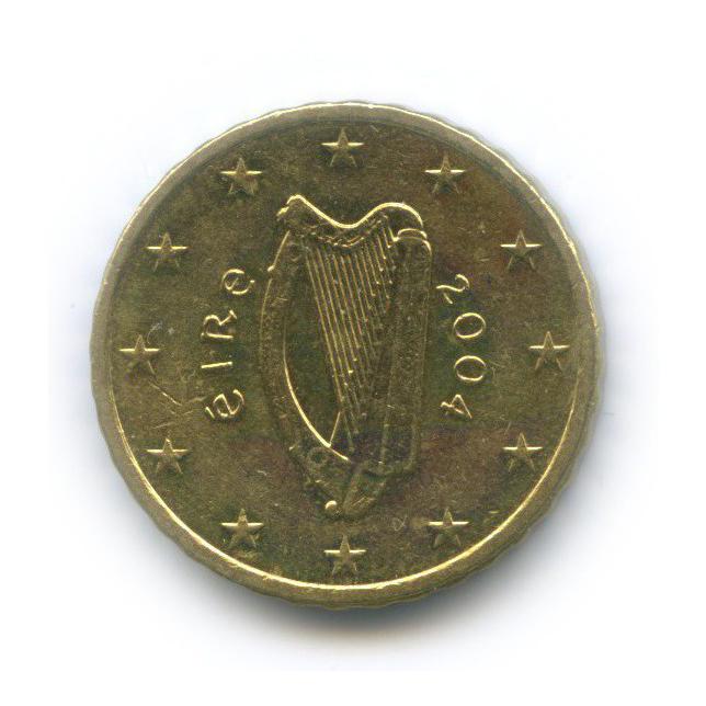 10 центов 2004 года (Ирландия)