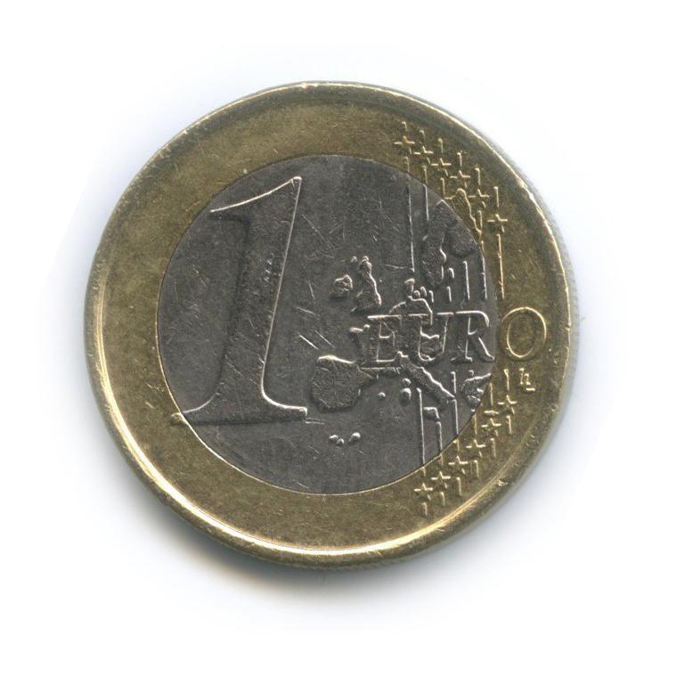 1 евро 1999 года (Бельгия)