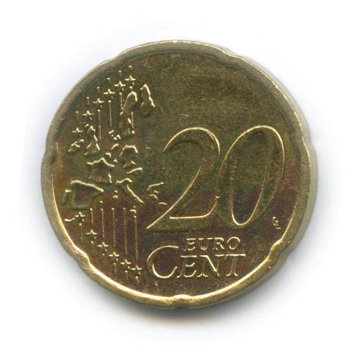 20 центов 2003 года (Ирландия)