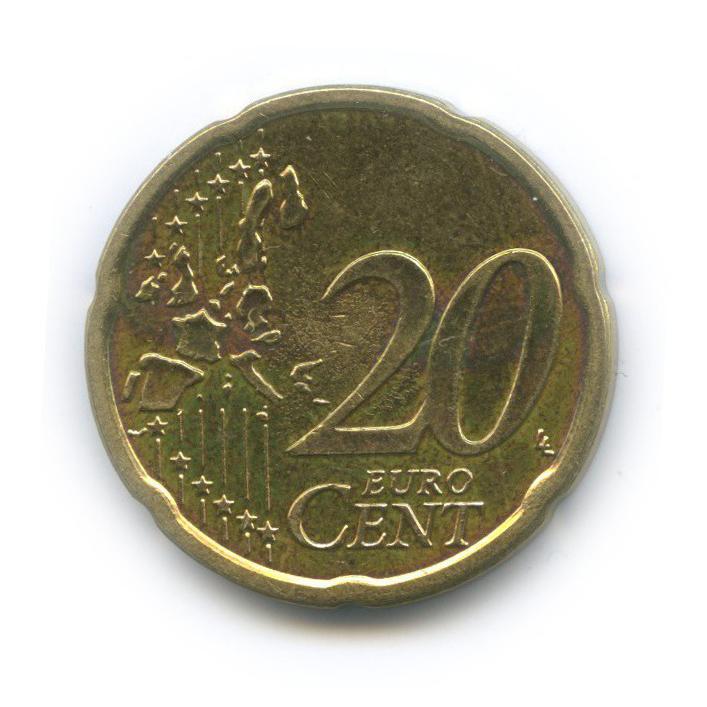 20 центов 2003 года (Австрия)
