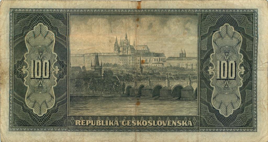 100 крон (Чехословакия)