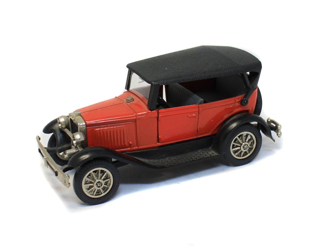 Модель машины (коллекционная, 9 см) (СССР)