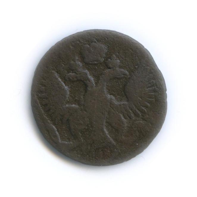 Полушка (1/4 копейки), орел обр. 1744 г. 1750 года (Российская Империя)