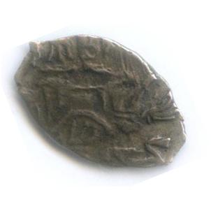 1 копейка - Петр I 1703 года