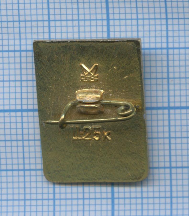 Знак «Зенит - чемпион» 1984 года (СССР)