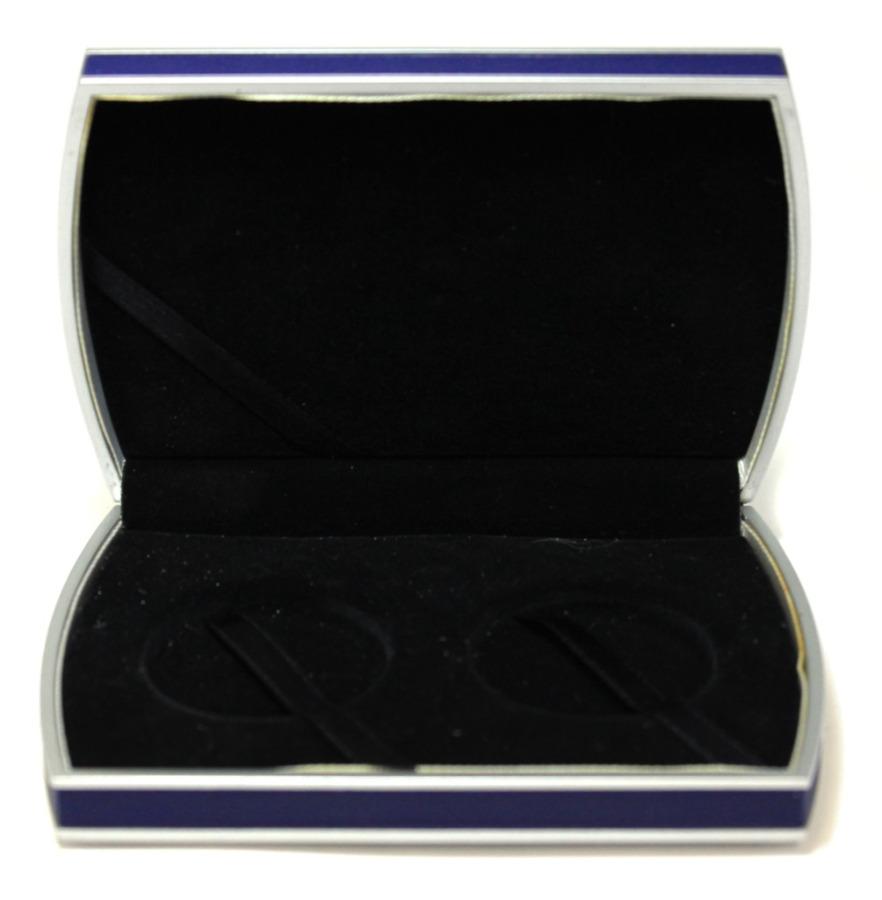 Футляр для монет (диаметр 4 см)
